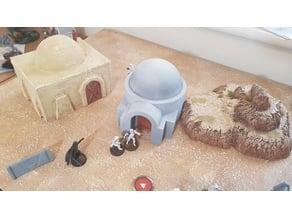 Lothal Farm House Building - Star Wars Legion