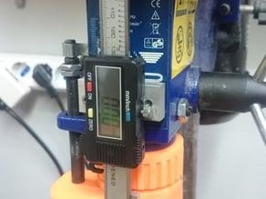 Precision Drill Press Modify