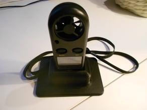 Anemometer stand for 'Smart Sensor' anemometer