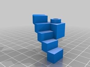 T7 escaleras circulares de 1'5 y 2 exinios