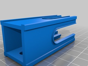 Tronxy X3 X-Axis Tensioner Even More Improved
