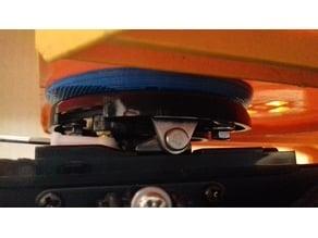 Tamiya 1/14 truck adapter for Bruder 1/16 Trailer