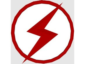 """Kid Flash Logo From The CW`s """"The Flash"""""""
