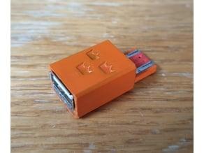 USB Condom (XS snug fit)
