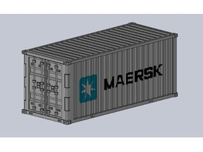Container 20 Ft