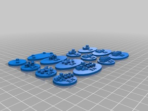 Things Tagged With Catan Thingiverse