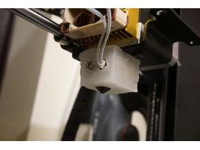 Mk10 HotEnd Heat Block Insulator - mould for silicone