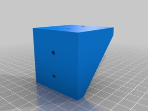 Table Support Angle Bracket
