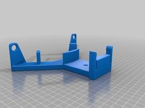 Asus RT-AC68U Wall mount bracket