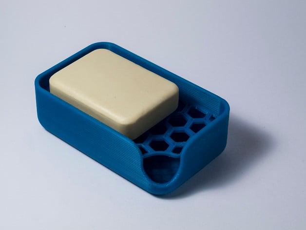 jabonera impresora 3D