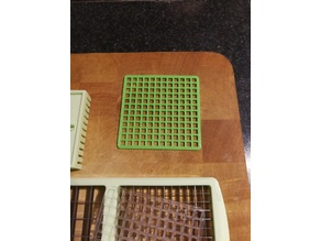 Grid replacement for Nicer Dicer