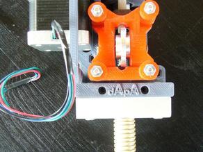 dApA  screw extruder for 3mm