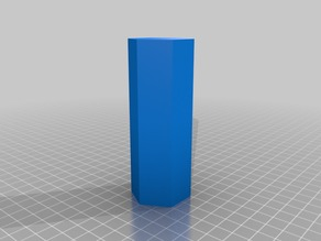 Tall hexagon for isolating delta tower errors