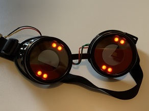 Adafruit Goggles Cache
