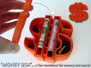 '$' Money Box