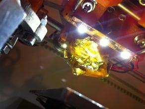 Printbed LED Lighting