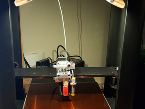LED Lighting for Printrbot Plus