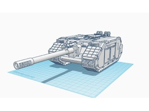 Seigefiend MK.II, Siege Tank