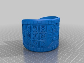 Mayan bracelet