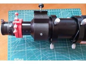 Super fine micro focuser for guide scope