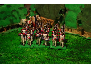 Napoleonics - Part 15 - French Old Guard Grenadiers
