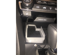 Honda Civic iPhone stand