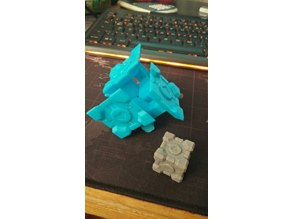 Companion Cube Puzzle