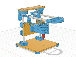 Mini drill press for PCB