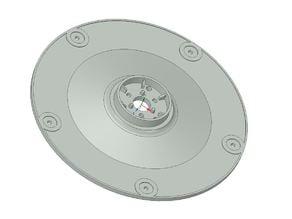 Cutting Disk 190 mm (5 blade) Husqvarna / Gardena Messerscheibe 585 29 69-01