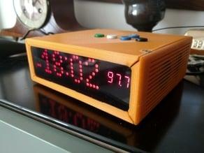 Arduino-powered alarm clock