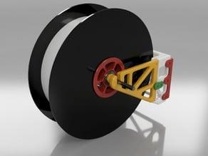 Spool holder for MP Select Mini