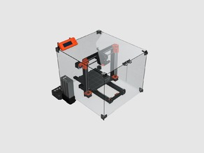 3d Printer Plexi Enclosure