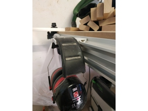 Festool MFT/3 hearing protection holder