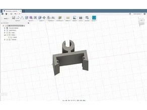 Holder for Aluminium Led Strip