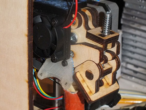 Extruder Cooling for the Simple XL Upgrade Kit