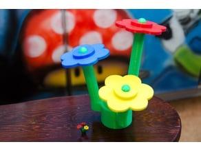 Big Lego Flower