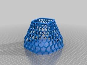 HexSquare Vase