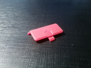 TacOtronic handheld battery cover