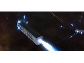 Gundam Missile Pod