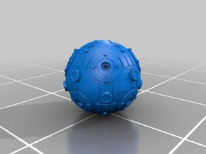 SW Lukes LightSaber Training Ball