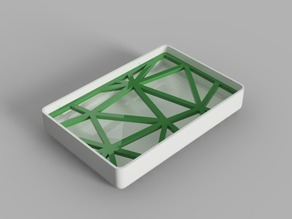 Geometric Soap Holder