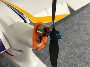Bix 3 easy-swap motor mount