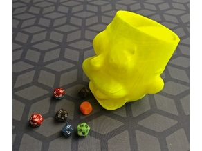 Homer Simpson Dice Tower