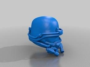 Wolfeinstein Space Marine Helmet