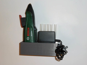 Magnetholder for Bosch GluePen