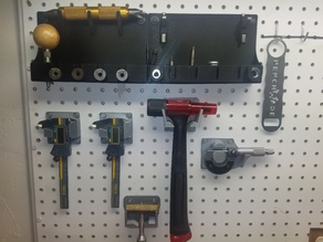 Lee Reloading Orgnaizer Pegboard or Wall Mount