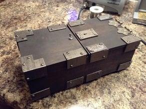 Critter In A Box - Useless Machine