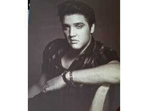 Elvis Lithophane