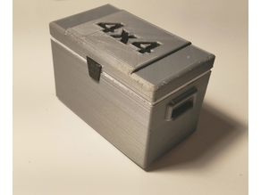 Scale Cooler 4x4