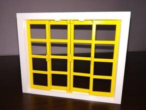 Playmobil door frame